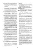 BlackandDecker Perceuse S/f- Ast218 - Type 1 - Instruction Manual (Roumanie) - Page 5