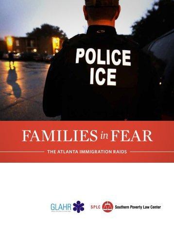 FAMILIES FEAR