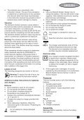 BlackandDecker Perceuse S/f- Epc186 - Type H1 - Instruction Manual (Européen Oriental) - Page 7