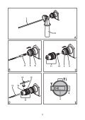 BlackandDecker Marteau Rotatif- Kd855 - Type 1 - Instruction Manual (Tchèque) - Page 2
