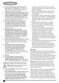 BlackandDecker Marteau Rotatif- Kd855 - Type 1 - Instruction Manual (Européen) - Page 6