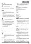 BlackandDecker Perceuse S/f- Epc126 - Type H1 - Instruction Manual (Européen) - Page 7