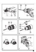 BlackandDecker Marteau Perforateur- Kr654cres - Type 1 - Instruction Manual (Européen) - Page 3