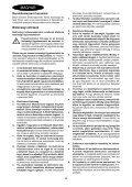 BlackandDecker Marteau Perforateur- Kr654cres - Type 1 - Instruction Manual (la Hongrie) - Page 4