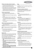 BlackandDecker Marteau Rotatif- Kd855 - Type 1 - Instruction Manual (Européen) - Page 7