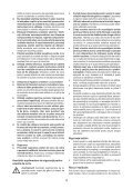 BlackandDecker Perceuse S/f- Asl186 - Type H1 - Instruction Manual (Roumanie) - Page 4