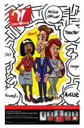 Volume 48 Issue No 19 February 1 2016 theinterrobang.ca