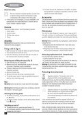 BlackandDecker Perceuse- Kr50 - Type 1 - Instruction Manual (Européen) - Page 6