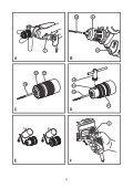 BlackandDecker Marteau Perforateur- Kr504cres - Type 2 - Instruction Manual (Roumanie) - Page 2