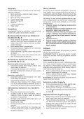 BlackandDecker Marteau Perforateur- Kr753 - Type 2 - Instruction Manual (Roumanie) - Page 5