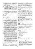BlackandDecker Marteau Perforateur- Kr753 - Type 2 - Instruction Manual (Turque) - Page 4