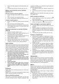BlackandDecker Marteau Perforateur- Kr753 - Type 2 - Instruction Manual (Turque) - Page 5