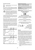 BlackandDecker Marteau Perforateur- Kr753 - Type 2 - Instruction Manual (Turque) - Page 6