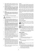BlackandDecker Marteau Perforateur- Kr504cres - Type 2 - Instruction Manual (Turque) - Page 5