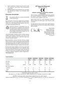 BlackandDecker Marteau Perforateur- Kr504cres - Type 2 - Instruction Manual (Turque) - Page 7