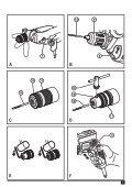 BlackandDecker Marteau Perforateur- Kr504cres - Type 2 - Instruction Manual (Balkans) - Page 3