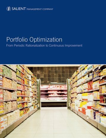 Portfolio Optimization