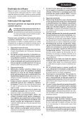 BlackandDecker Perceuse- Kr705 - Type 1 - Instruction Manual (Roumanie) - Page 3