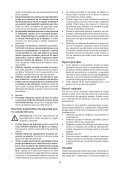 BlackandDecker Perceuse- Kr705 - Type 1 - Instruction Manual (Roumanie) - Page 4