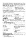 BlackandDecker Perceuse- Kr705 - Type 1 - Instruction Manual (Roumanie) - Page 5