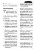 BlackandDecker Perceuse- Kr50re - Type 1 - Instruction Manual (Roumanie) - Page 3
