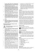 BlackandDecker Marteau Perforateur- Kr703 - Type 1 - Instruction Manual (Slovaque) - Page 4