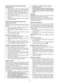 BlackandDecker Marteau Perforateur- Kr703 - Type 1 - Instruction Manual (Slovaque) - Page 5