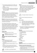 BlackandDecker Perceuse S/f- Asl146 - Type H1 - Instruction Manual (Européen) - Page 5