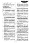 BlackandDecker Marteau Perforateur- Kr703 - Type 1 - Instruction Manual (la Hongrie) - Page 3