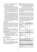 BlackandDecker Marteau Perforateur- Kr703 - Type 1 - Instruction Manual (la Hongrie) - Page 6