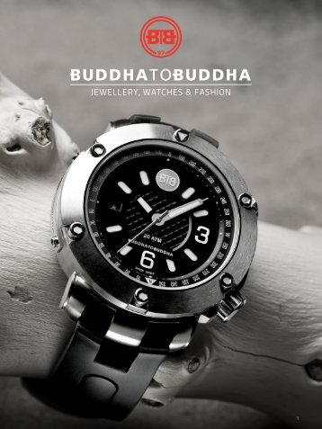 Buddha to Buddha watches assortiment