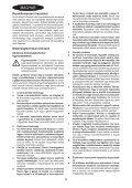 BlackandDecker Pistolet A Peindre- Hvlp200 - Type 1 - Instruction Manual (la Hongrie) - Page 6