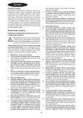 BlackandDecker Pistolet A Peindre- Hvlp200 - Type 1 - Instruction Manual (Tchèque) - Page 6