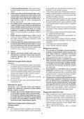 BlackandDecker Pistolet A Peindre- Hvlp200 - Type 1 - Instruction Manual (Tchèque) - Page 7