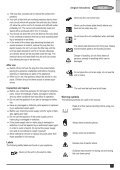 BlackandDecker Decolleuse Papier/pe- Kx3300 - Type 1-2 - Instruction Manual (Anglaise) - Page 5