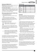 BlackandDecker Decolleuse Papier/pe- Kx3300 - Type 1-2 - Instruction Manual (Anglaise) - Page 7