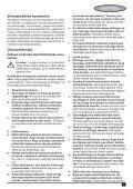 BlackandDecker Pistolet A Peindre- Hvlp200 - Type 1 - Instruction Manual (Européen Oriental) - Page 7