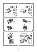 BlackandDecker Ponceuse Orbitale- Ka272 - Type 1 - Instruction Manual (Turque) - Page 4