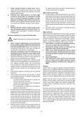 BlackandDecker Ponceuse Orbitale- Ka272 - Type 1 - Instruction Manual (Turque) - Page 7