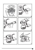 BlackandDecker Poncceuse Orbitale- Ka198gt - Type 1 - Instruction Manual (Européen Oriental) - Page 3