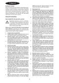 BlackandDecker Outil Oscillatoire- Mt300ka - Type 1 - Instruction Manual (Turque) - Page 4