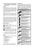 BlackandDecker Ponceuse Vibrante- Ka1000 - Type 1 - Instruction Manual (Slovaque) - Page 6