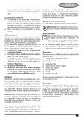 BlackandDecker Ponceuse Vibrante- Ka1000 - Type 1 - Instruction Manual (Lettonie) - Page 7