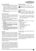 BlackandDecker Ponceuse Vibrante- Ka1000 - Type 1 - Instruction Manual (Balkans) - Page 7