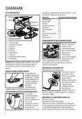 BlackandDecker Ponceuse- Ka220 - Type 1 - Instruction Manual (Européen) - Page 6
