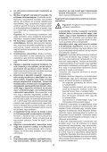 BlackandDecker Ponceuse Orbitale- Ka400 - Type 1 - Instruction Manual (la Hongrie) - Page 4