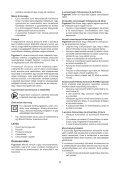 BlackandDecker Ponceuse Orbitale- Ka400 - Type 1 - Instruction Manual (la Hongrie) - Page 5