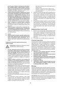 BlackandDecker Poncceuse Orbitale- Xta90ek - Type 3 - Instruction Manual (Pologne) - Page 5