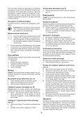 BlackandDecker Poncceuse Orbitale- Xta90ek - Type 3 - Instruction Manual (Pologne) - Page 6