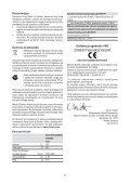 BlackandDecker Poncceuse Orbitale- Xta90ek - Type 3 - Instruction Manual (Pologne) - Page 7